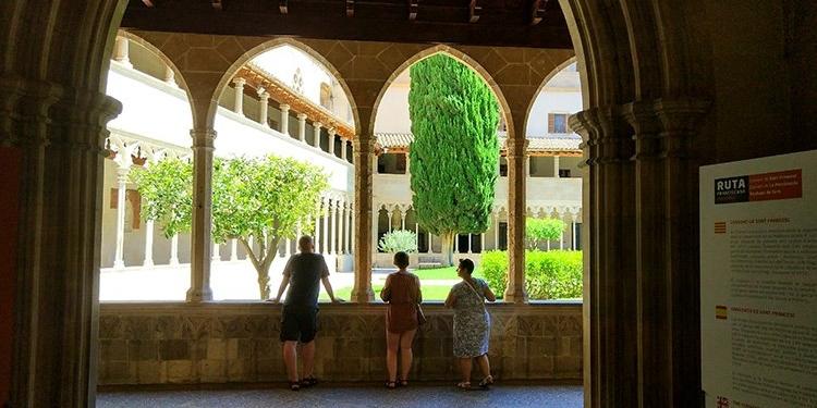 Im Herzen Palmas: Die Basilika Sant Francesc