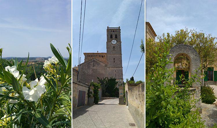 Mallorca-Ariany-Kirche-Impressionen