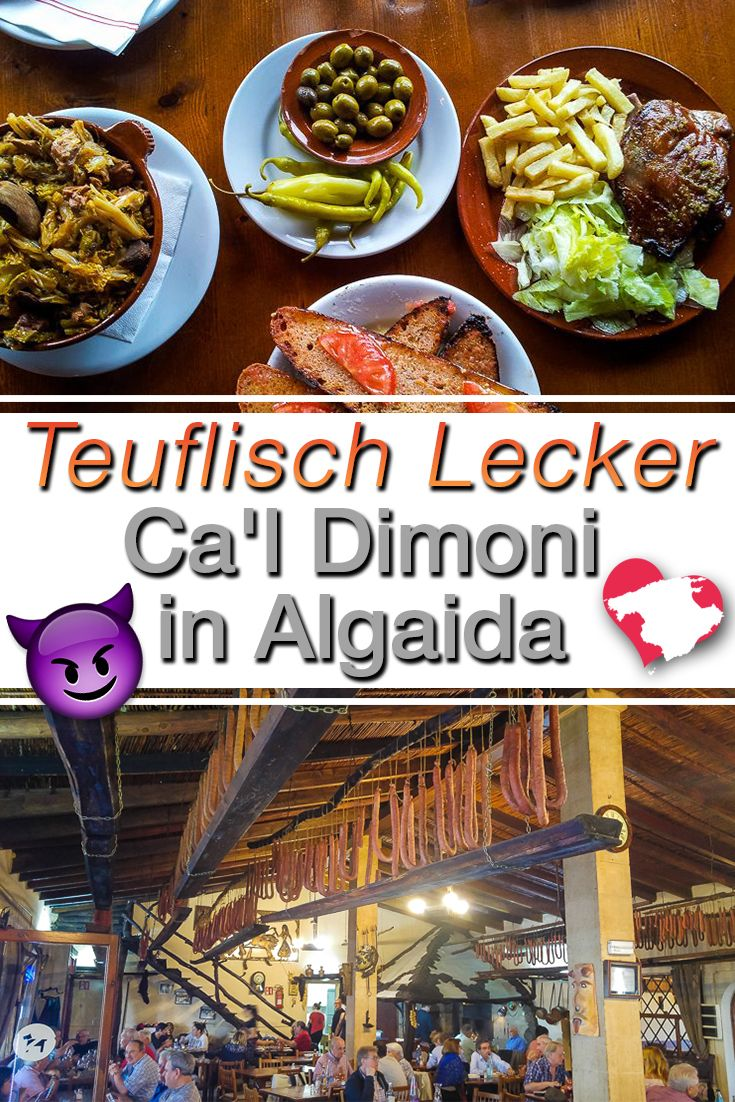 Mallorca-Restaurant-Cal-Dimoni-Algaida-Pinterest