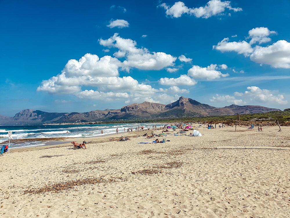 Mallorca-Son-Serra-de-Marina-Strand-1