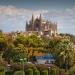 Die Kathedrale von Palma wird traditionell in die Feierlichkeiten zum Tag der Balearen mit einbezogen | Derks24/pixabay