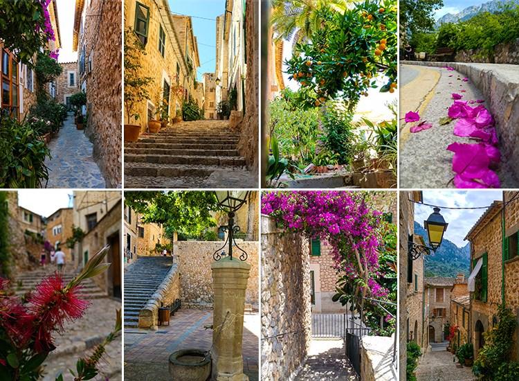Mallorca-Fornalutx-Dorf-Bilder-Tramuntana