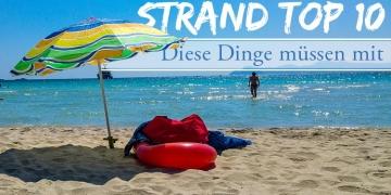 Strandtag auf Mallorca: Diese 10 Dinge müssen unbedingt mit