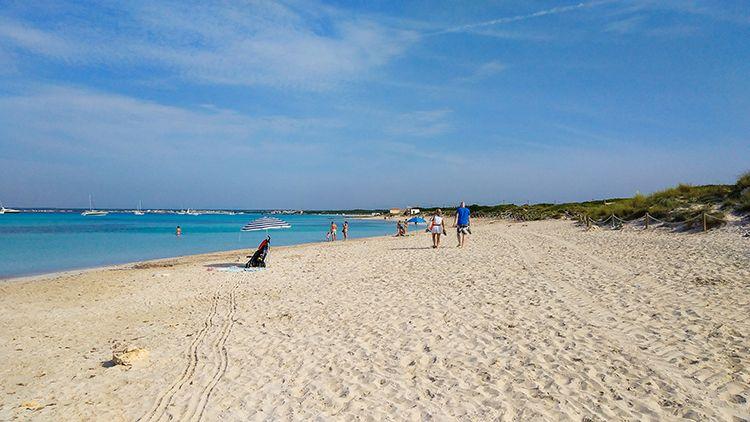 Mallorca-Es-Trenc-Strand-Karibik-Meer-Sand-3