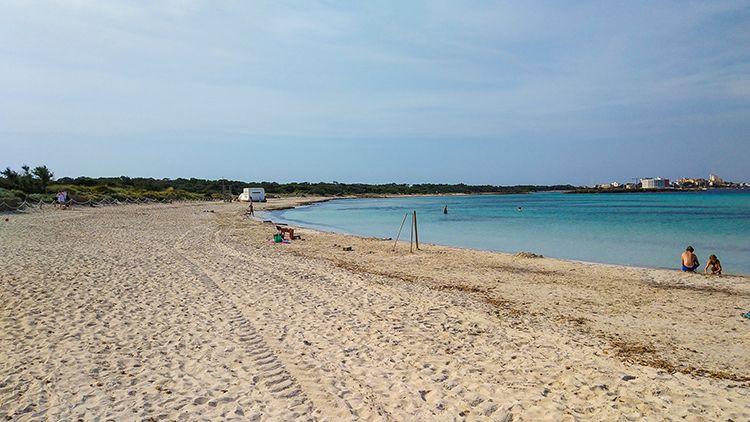 Mallorca-Es-Trenc-Strand-Karibik-Meer-Sand-4