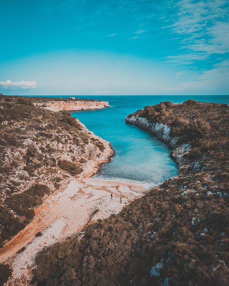 Cala-Pilota-Drohne-Mallorca