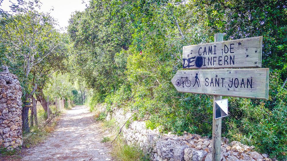 Mallorca-Kloster-Bonany-Petra-Wanderung-5