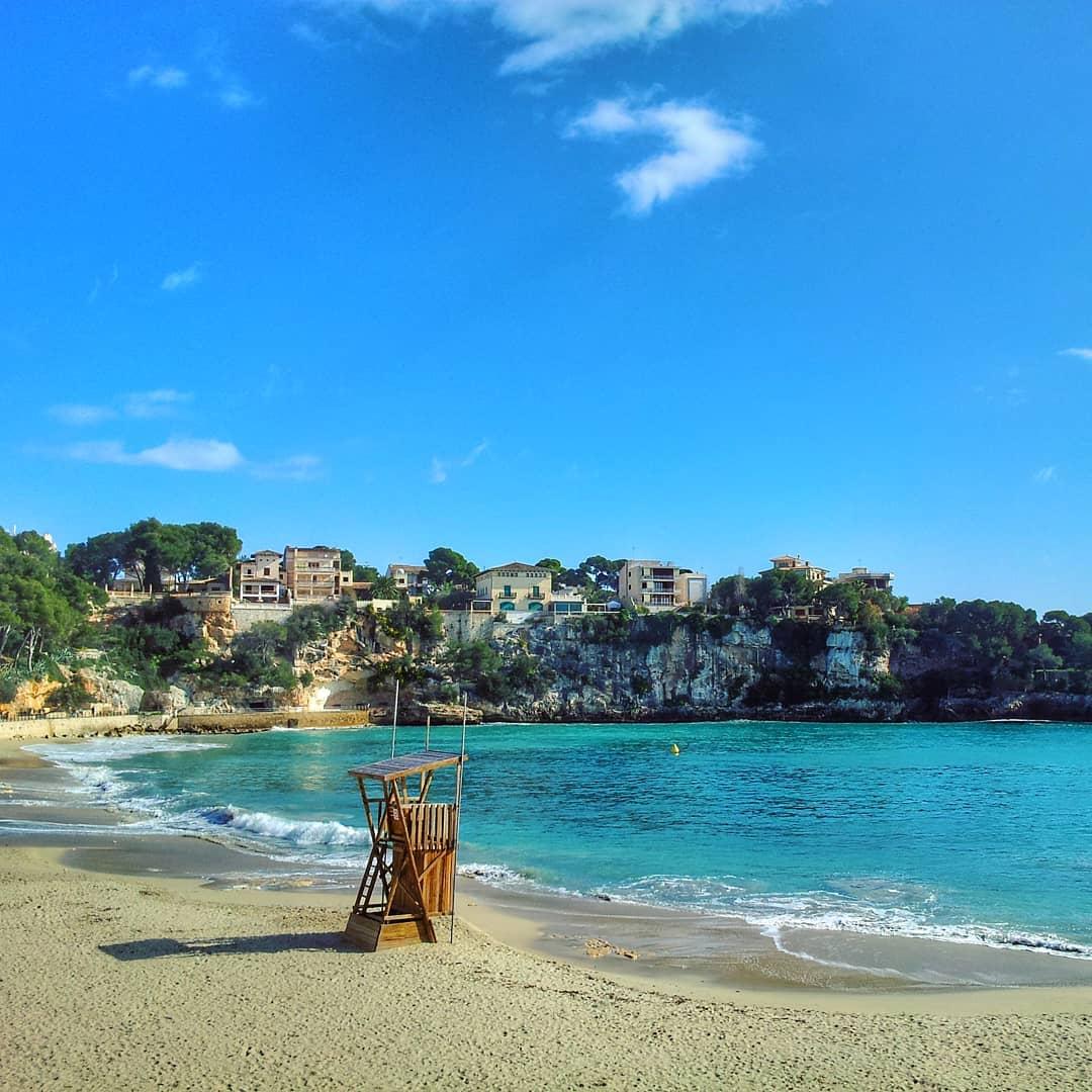 Porto-Cristo-Strand-Winter