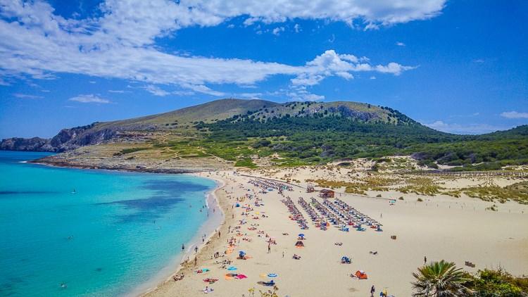Cala-Mesquida-Strand-Mallorca