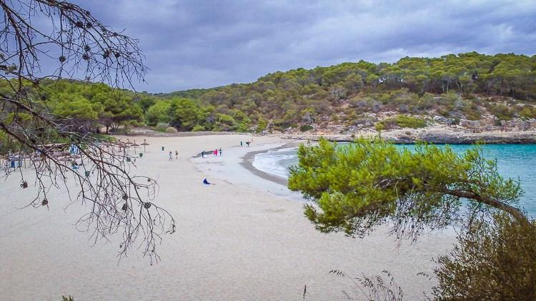Cala-Mondrago-Strand-Mallorca