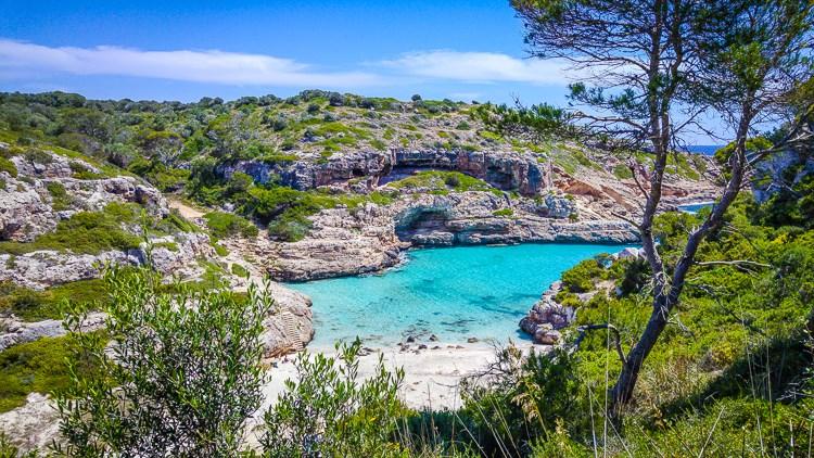 Calo-des-Marmols-Strand-Mallorca