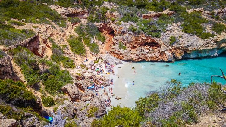 Calo-des-Moro-Strand-Mallorca