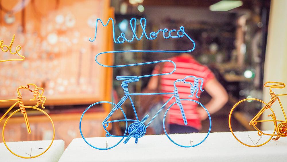 Mallorca-Pollenca-Fahrrad
