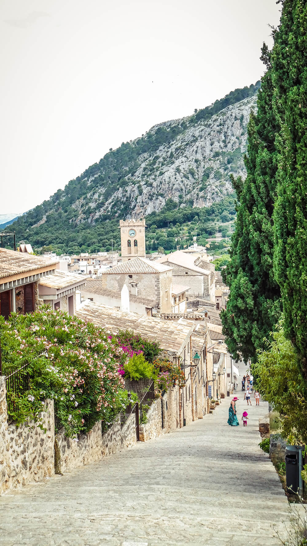Mallorca-Pollenca-Treppe-Kalvarienberg-2
