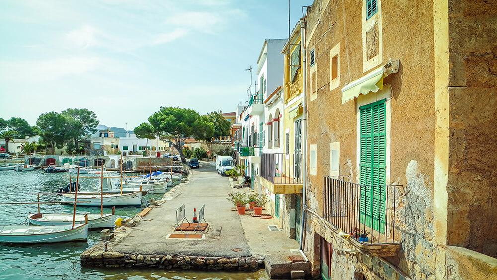 Mallorca-Portocolom-Hafen-Boote-7
