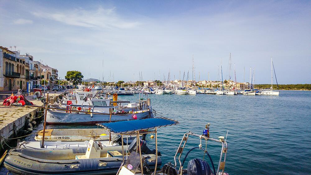 Mallorca-Portocolom-Hafen-Boote-8