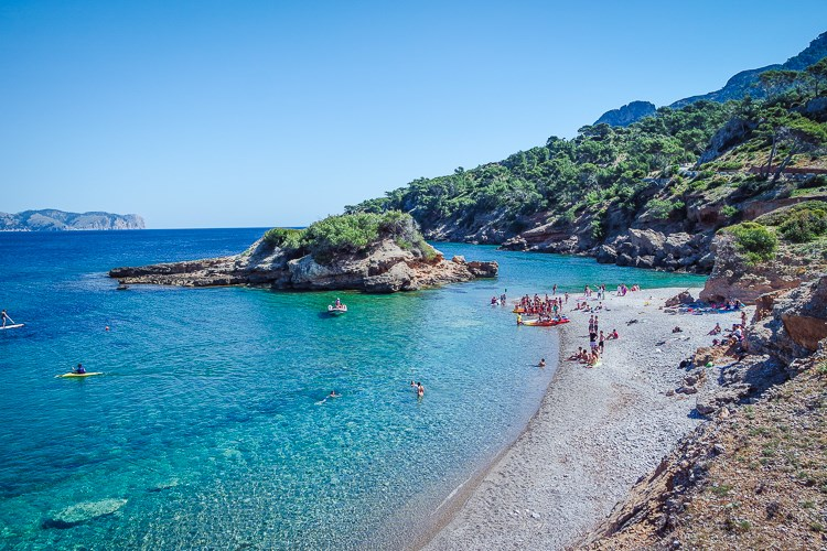 Playa-SIllot-Strand-Mallorca
