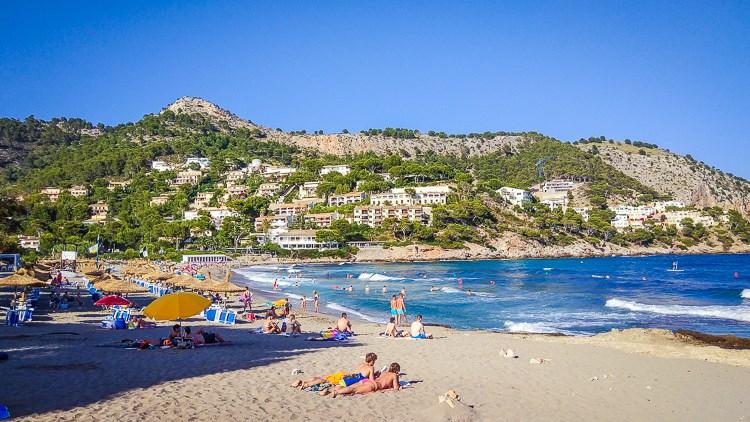 Playa-de-Canyamel-Strand-Mallorca