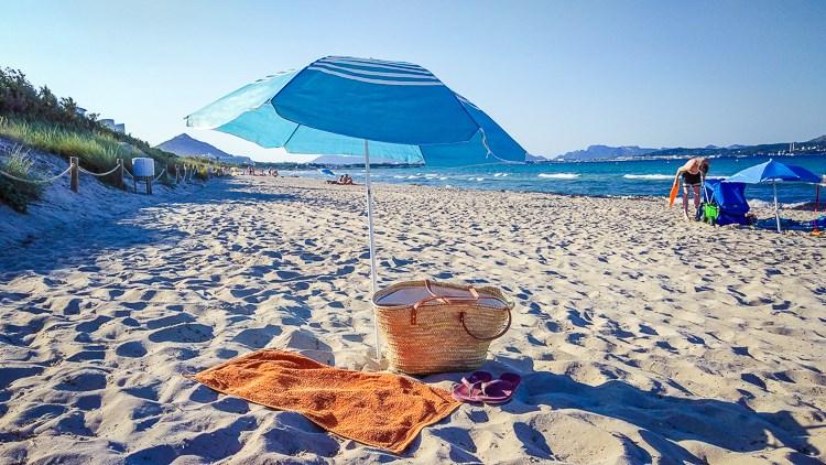 Playa-de-Muro-Strand-Mallorca