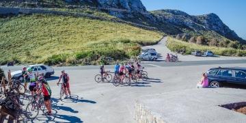 Radfahrer kollidieren auf Mallorca häufig mit Autos