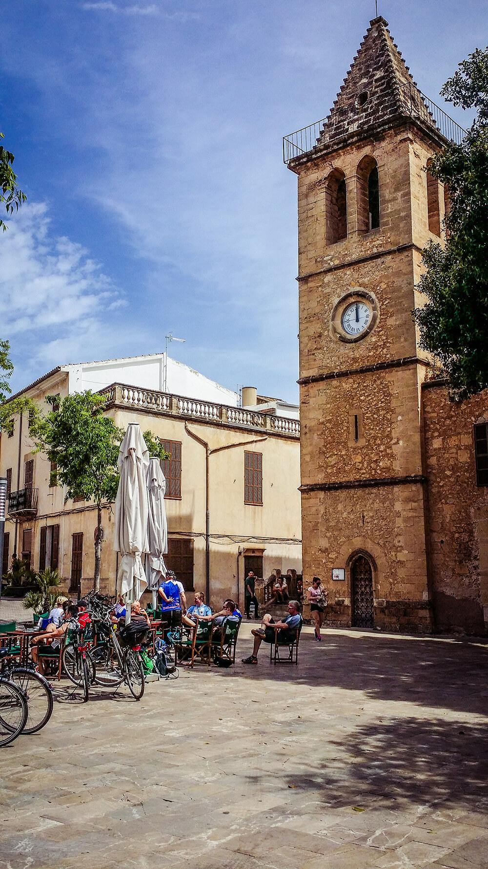 Mallorca-Son-Servera-Kirche