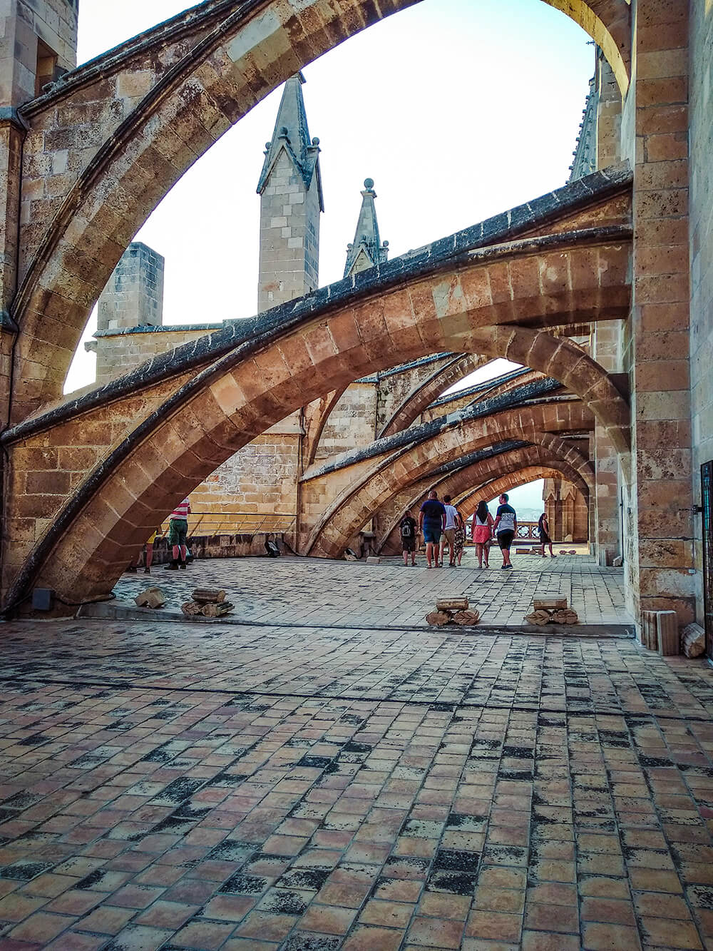 Palma-de-Mallorca-Kathedrale-La-Seu-Dach-10