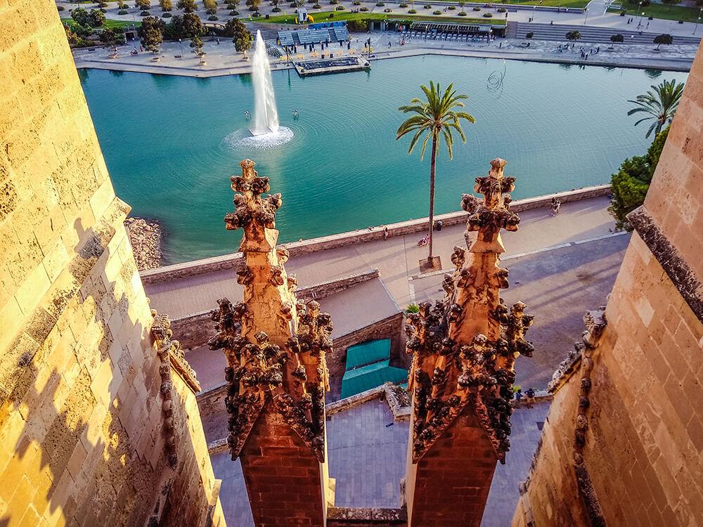 Palma-de-Mallorca-Kathedrale-La-Seu-Dach-12