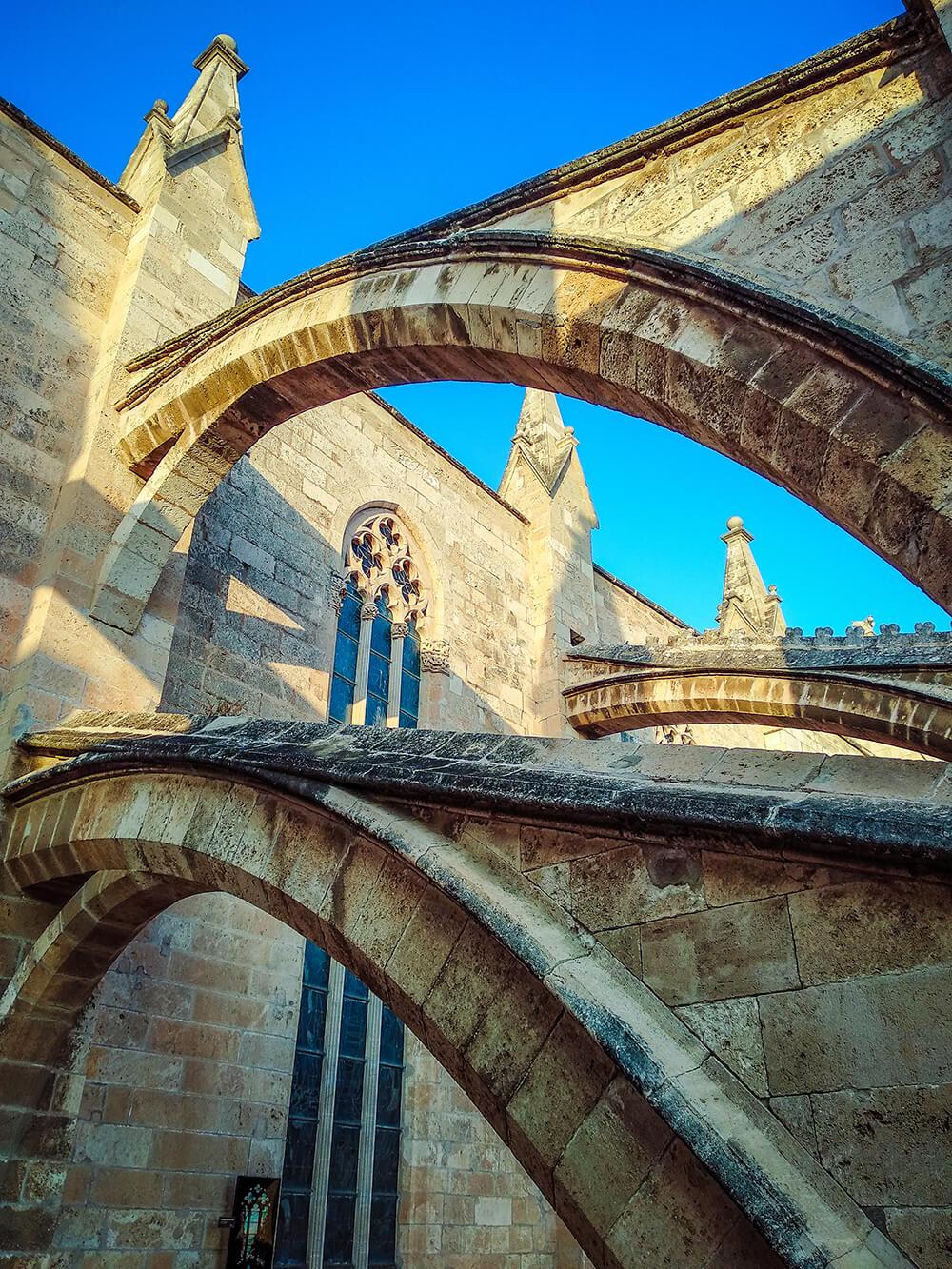 Palma-de-Mallorca-Kathedrale-La-Seu-Dach-13
