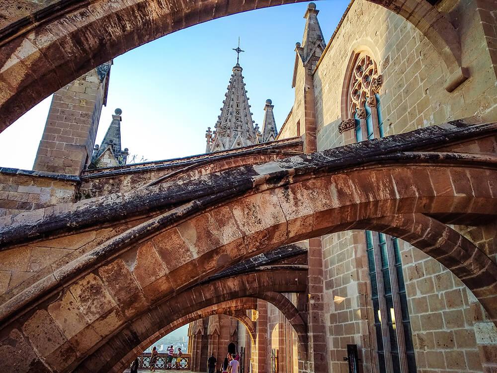 Palma-de-Mallorca-Kathedrale-La-Seu-Dach-15