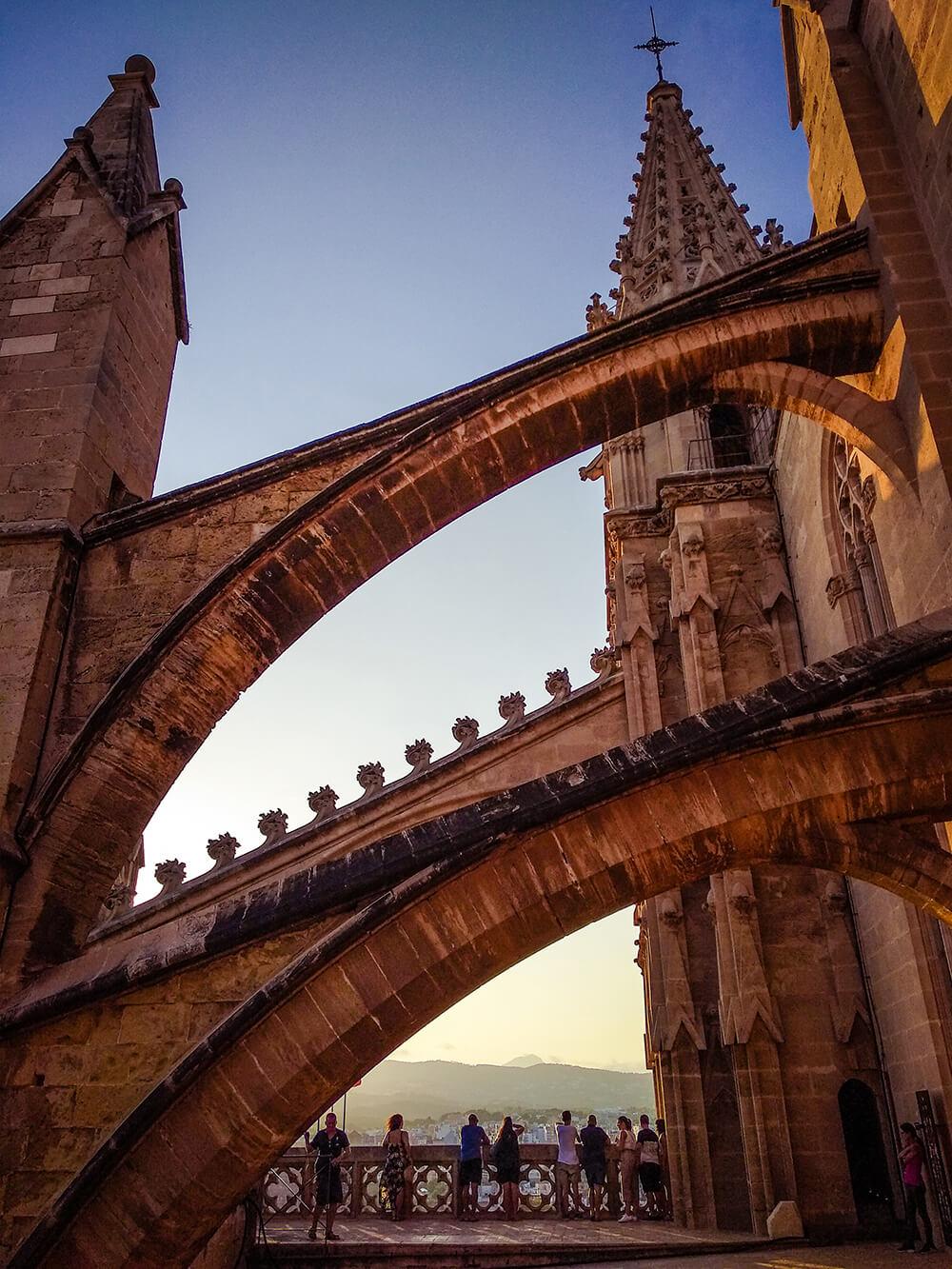 Palma-de-Mallorca-Kathedrale-La-Seu-Dach-17