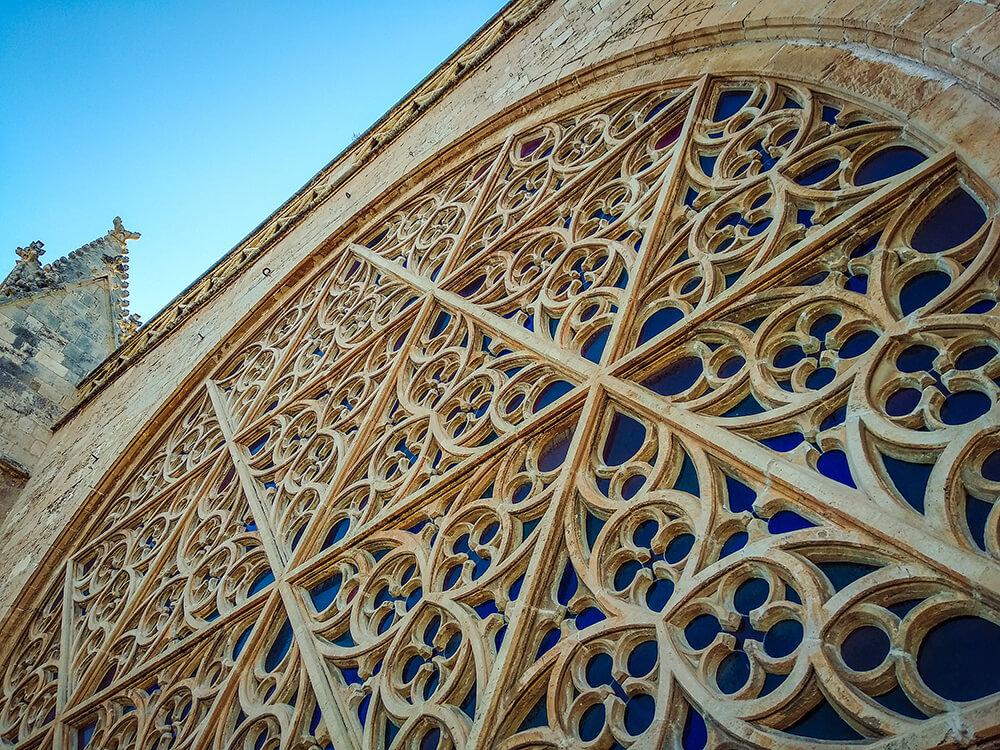 Palma-de-Mallorca-Kathedrale-La-Seu-Dach-2