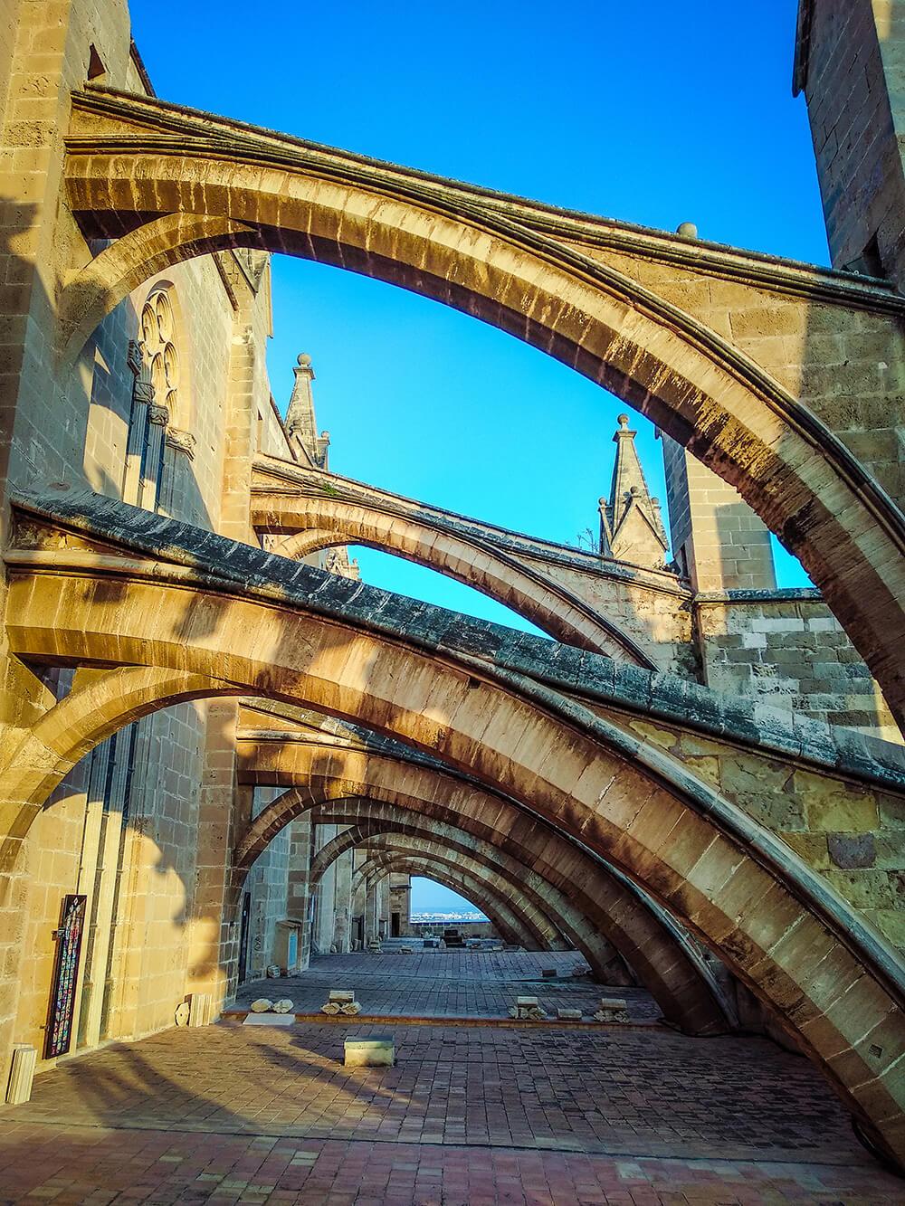 Palma-de-Mallorca-Kathedrale-La-Seu-Dach-22