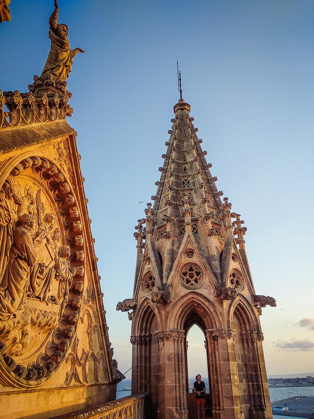 Palma-de-Mallorca-Kathedrale-La-Seu-Dach-29