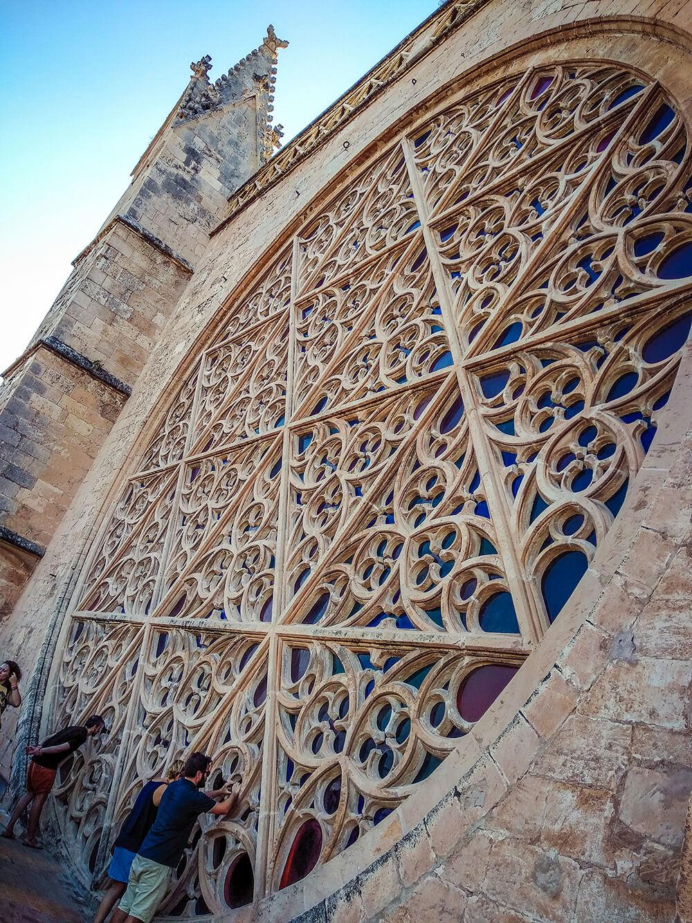 Palma-de-Mallorca-Kathedrale-La-Seu-Dach-3