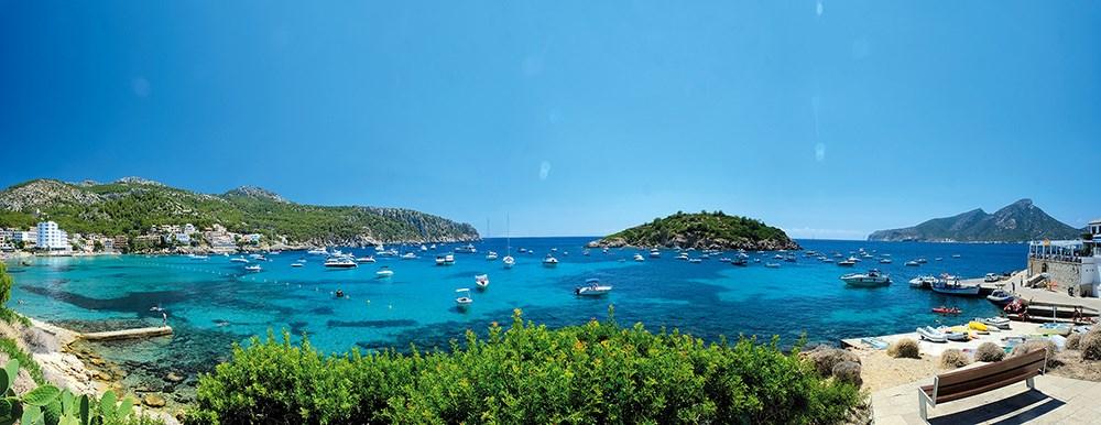 Mallorca-Strand-Sant-Elm