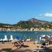 Der Strand von Port de Sóller