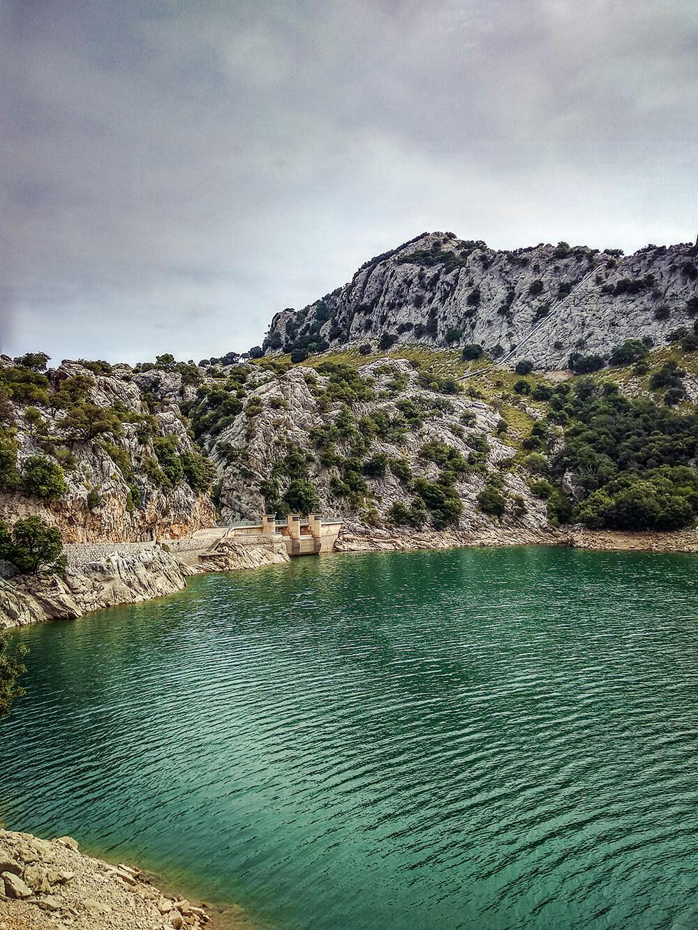 Mallorca-Gorg-Blau-Stausee-Tramuntana-7