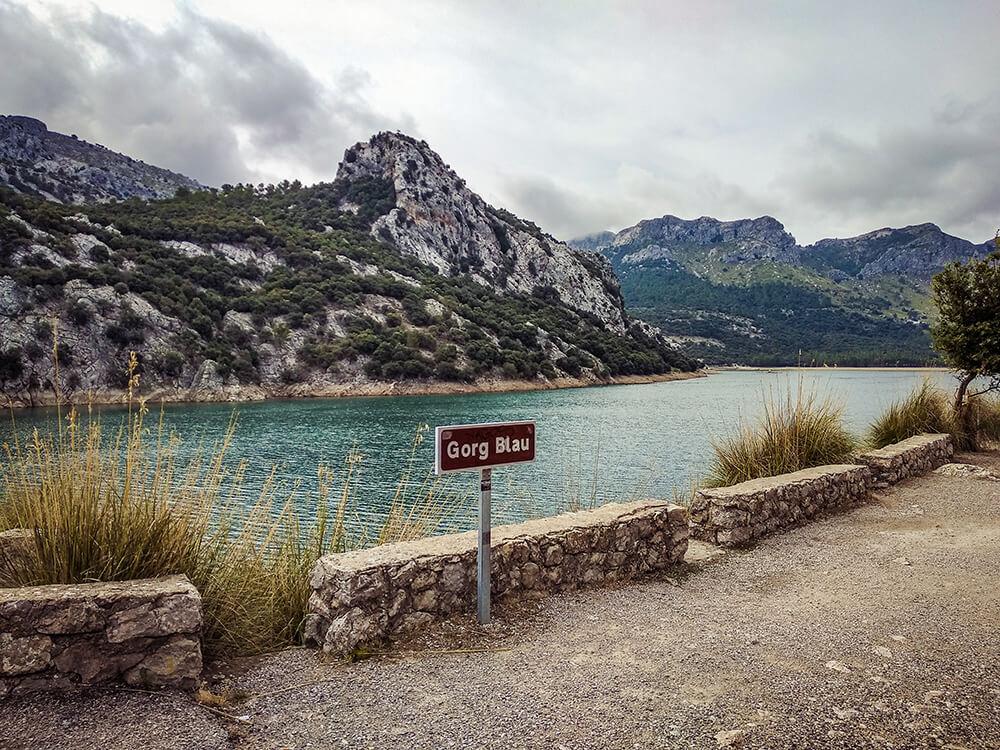 Mallorca-Gorg-Blau-Stausee-Tramuntana-9