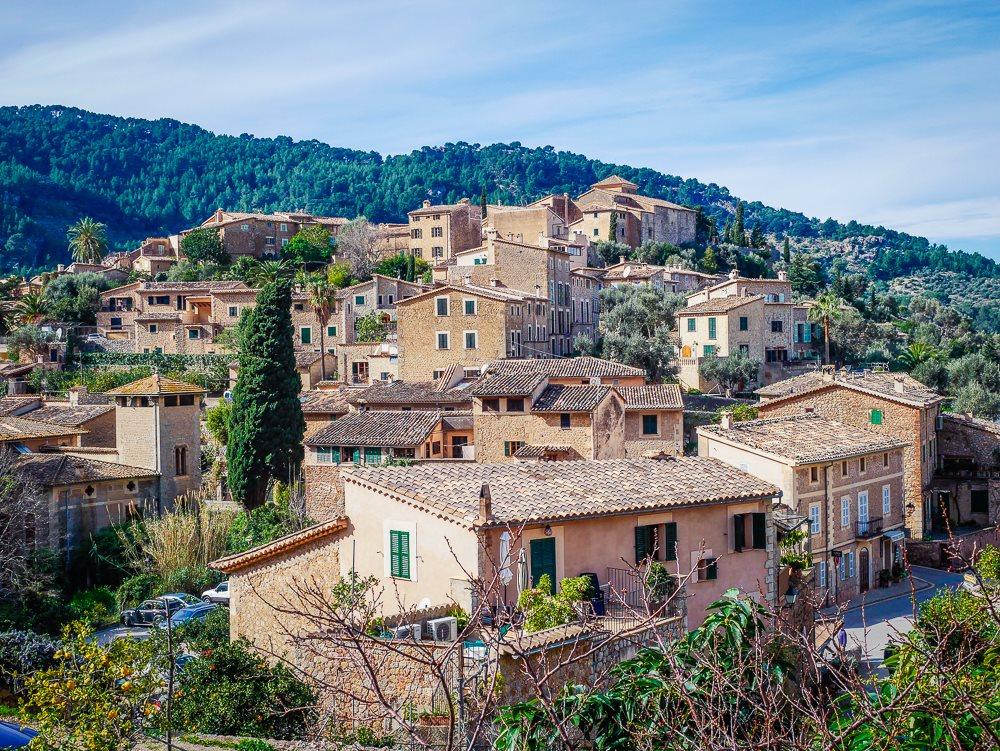 Deia-Mallorca