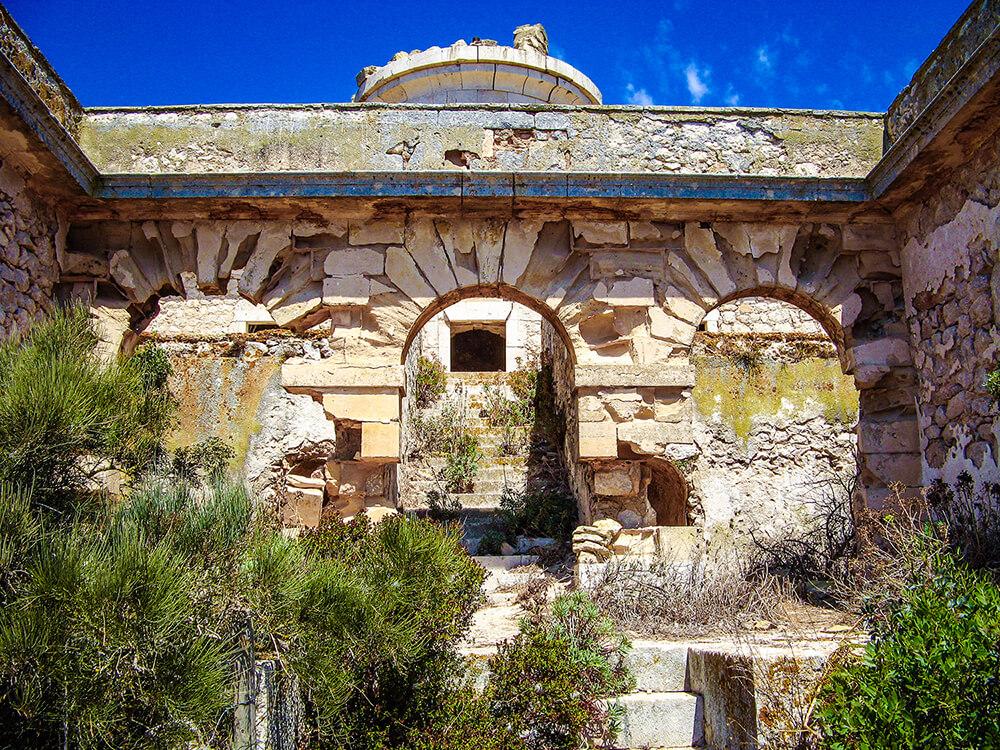 Mallorca-Leuchtturm-Dragonera