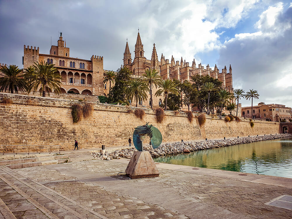 Mallorca-Winter-Palma-Kathedrale