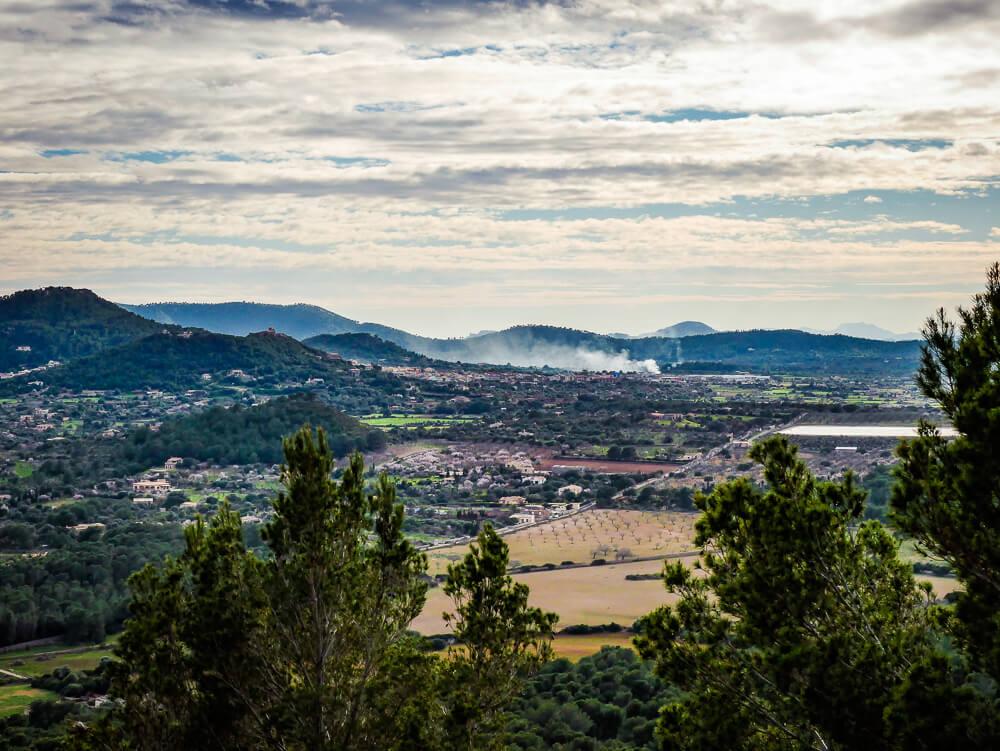 Mallorca-Cala-Ratjada-Agulla-Wanderung-Capdepera