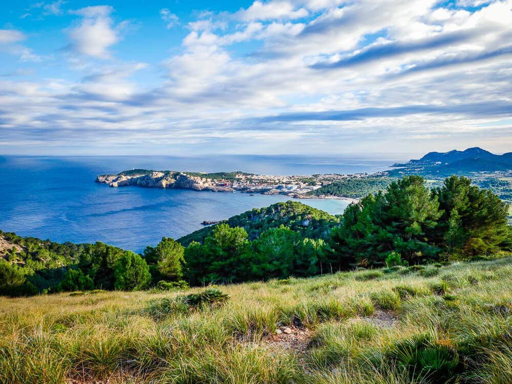 Mallorca-Cala-Ratjada-Agulla-Wanderung-Meerblick-2