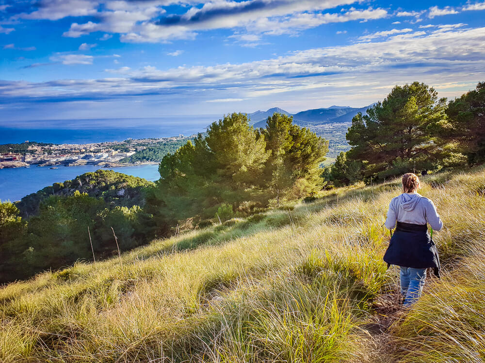 Mallorca-Cala-Ratjada-Agulla-Wanderung-Meerblick-5