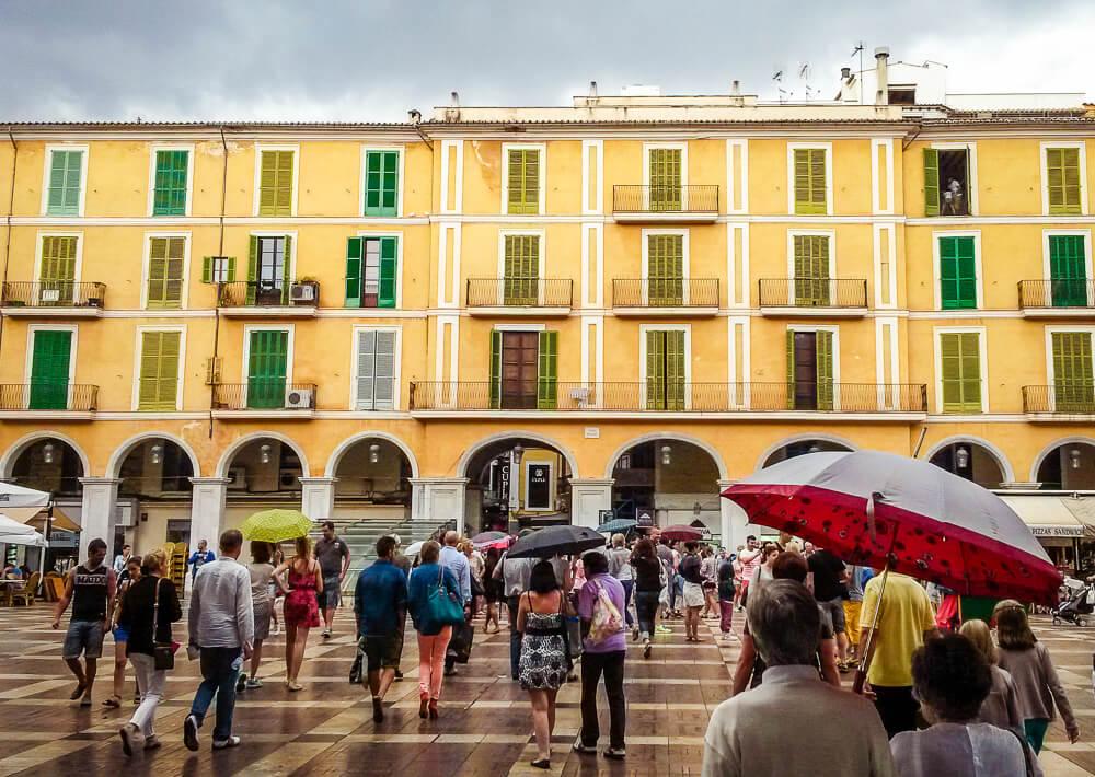 Palma-de-Mallorca-Regen