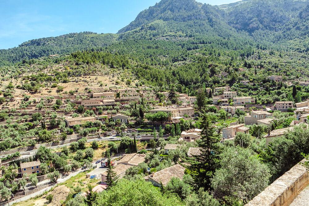 Mallorca-Deia-Friedhof