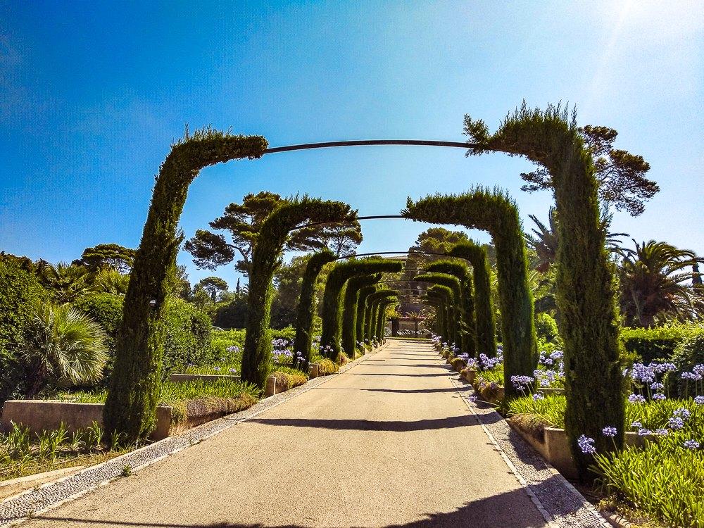 Mallorca-Cala-Ratjada-Villa-March-Park