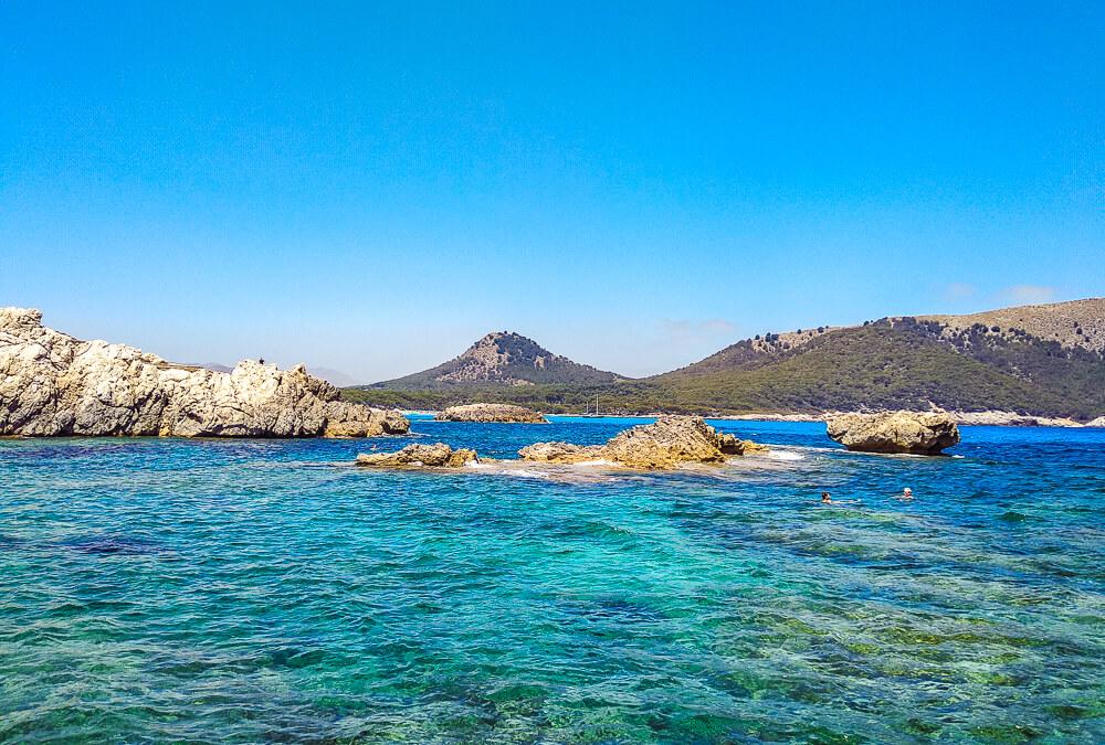 Mallorca-Cala-Ratjada-Cala-Lliteras-Strand-Bucht-13