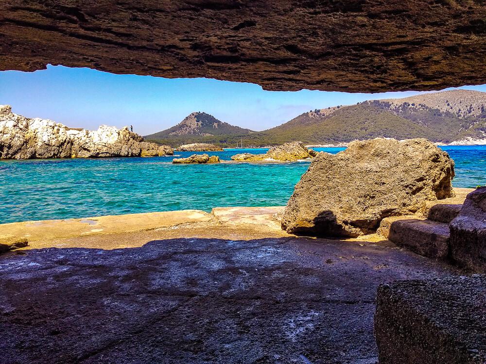 Mallorca-Cala-Ratjada-Cala-Lliteras-Strand-Bucht-5