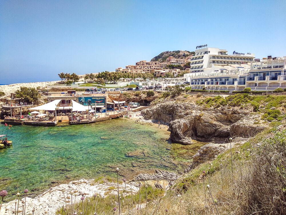 Mallorca-Cala-Ratjada-Cala-Lliteras-Strand-Bucht-9